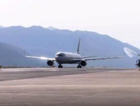 PRVI NAKON 28 GODINA: U Dubrovnik sletio zrakoplov na na izravnoj liniji SAD - Hrvatska