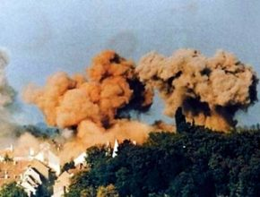 Bombardiranje Banskih dvora