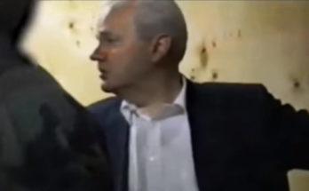 IZ ARHIVE HAAŠKOG ISTRAŽITELJA: Dosad neviđena snimka uhićenja Slobodana Miloševića