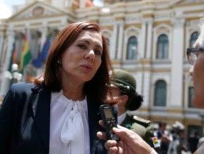 Karen Longaric Rodriguez