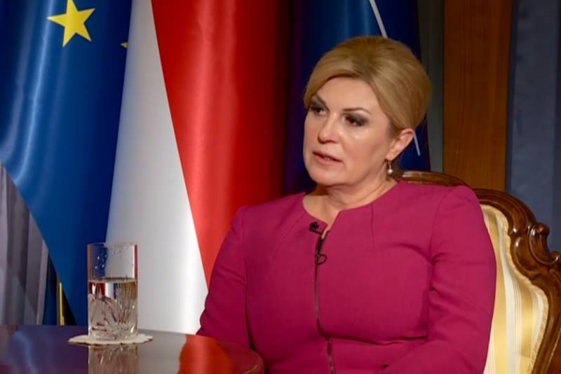 Kolinda: Nije mene Tito poslao u Ameriku, nego moj tata mesar koji je krvavo radio