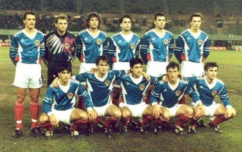 NA DANAŠNJI DAN: Reprezentacija SFRJ odigrala svoju zadnju utakmicu, nastupio je i jedan Hrvat