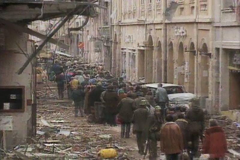 Pad Vukovara - Vukovar 1991.