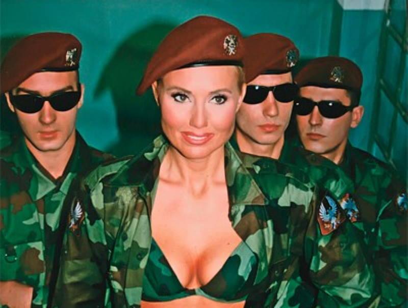 ŠTO JE BRENA 1993. RADILA U BRČKOM? Što je prava istina o njenoj maskirnoj uniformi? [VIDEO]
