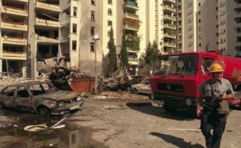 Napad auto-bombom u Mostaru