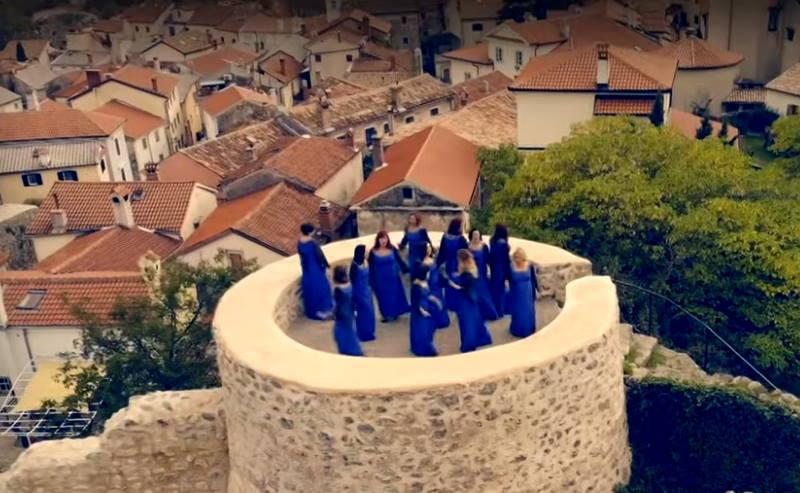 VIDEO: Povodom25. godišnjice djelovanja Ženska klapa Kastav snimila novi spot