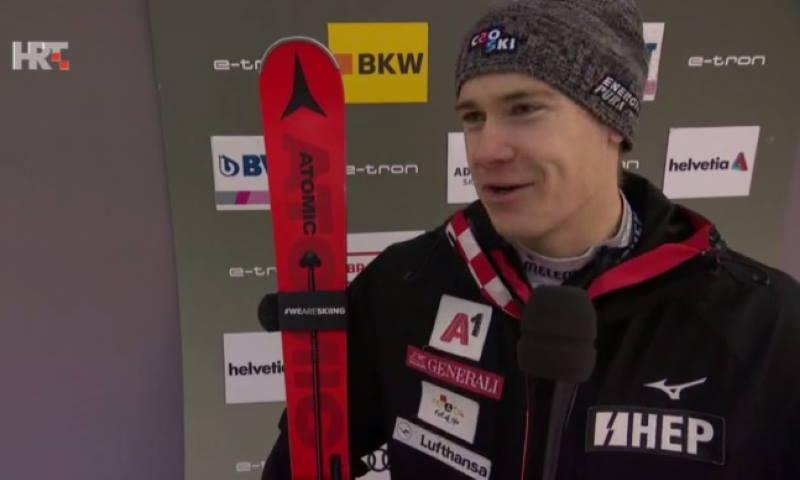 Filip Zubčić ostvario najbolji rezultat u karijeri
