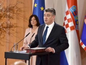 Predsjednik Republike Hrvatske Zoran Milanović položio svečanu prisegu