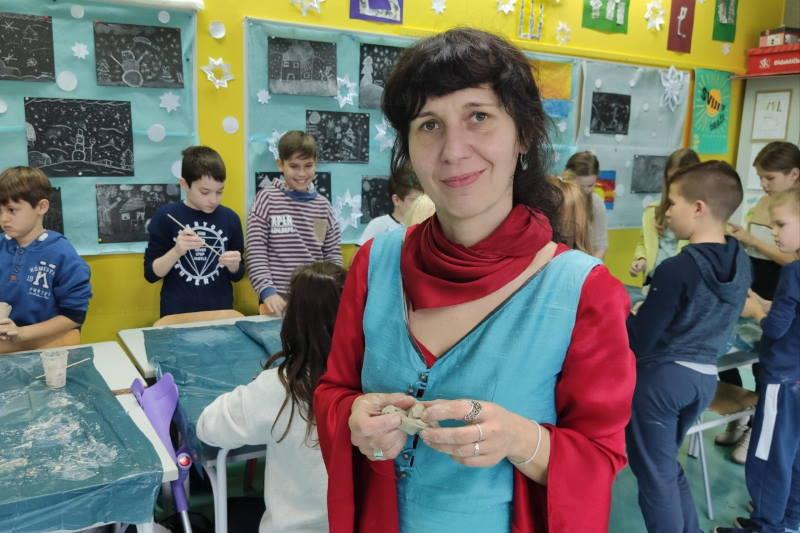 PUTOVIMA FRANKOPANA: U školama se održavaju pričaonice i kreativne radionice Postajem Frankopan