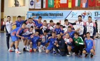 SJAJNA VIJEST I ATENE: Bronca za najmlađu momčad Mediteranskog prvenstva! [VIDEO]